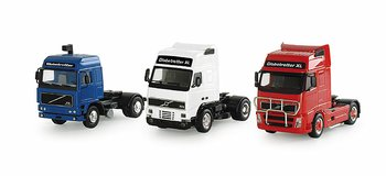 Volvo Dragbil Set (3-pack)