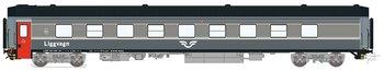 Liggvagn BC4 5429 SSRT