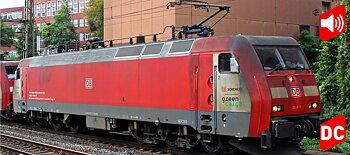 Ellok EG 31 DB Schenker röd  Ep.VI DC Sound