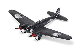Heinkel HE111 H-6 Motörhead 'Bomber Special' 1/72