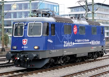 Class Re 421 Electric Locomotive