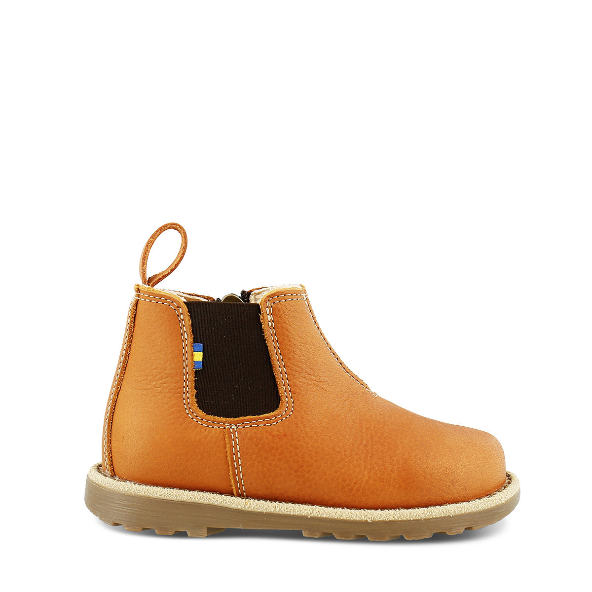 Nymölla EP ekologisk sko från Kavat lightbrown