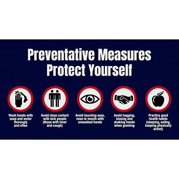 Informationsmatta Preventative Measures