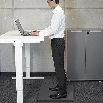 ErgoMax Super Plus extra avlastande ståmatta / arbetsplatsmatta