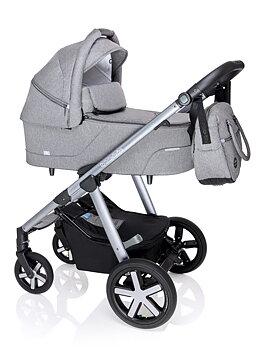Barnvagnspaket Husky 2020, Baby Design, 3i1 (max vikt 22kg)