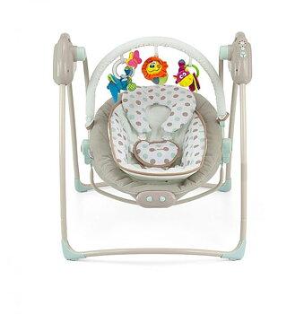 Babysitter & babygunga Sweet Dreams - Beige Dot