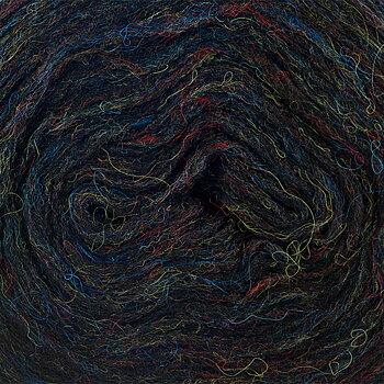 Plötulopi-Black cosmos-svartgrönmel. 2024