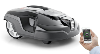 Husqvarna Automower® 315 including Connect
