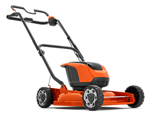 HusqvarnaLB 146i Battery Lawn Mower + BLi20 & QC80