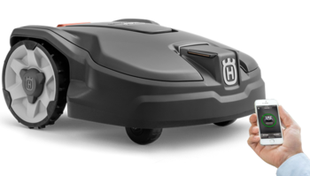 Husqvarna Automower® 305 including Connect