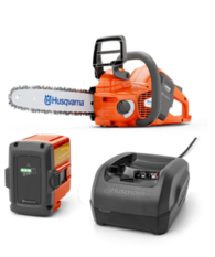Husqvarna 330i Battery Chainsaw Kit