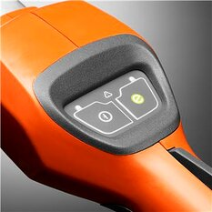 Husqvarna 115iL Battery Trimmer + BLi10 & QC80