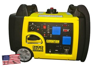 Champion 3100 Watt Inverter Petrol Generator