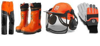 Protection kit - Husqvarna Classic