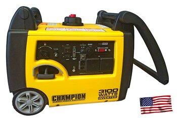 CHAMPION 3100W INVERTERELVERK, BENSIN