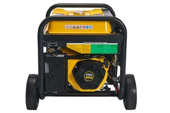 Champion 7000 Watt Dual Fuel Generator With Electric Start
