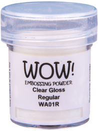 WOW! - Embossing Powder - Clear Gloss