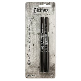Tim Holtz - Distress Embossing Pen - 2 Pack