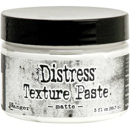 Ranger - Distress Texture Paste - Matte 3oz