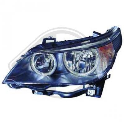 BMW E60E61 fälgar, lyktor, front, grill m.m. Bildelar
