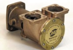 JMP Impellerpump JPR-CT3406