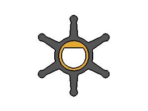 Impeller 7013-01