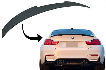 Trunk Spoiler Gran Coupe F36 (2014-up) M4 CSL Design PIANO