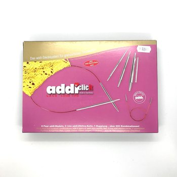 Addi Click Lace Long