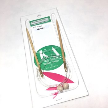 Bamboo Flexible knittingneedles  5  - 10 mm
