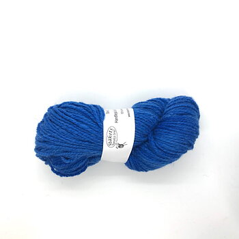 Hand dyed Jämt & Fint 2 ply Royal Blue