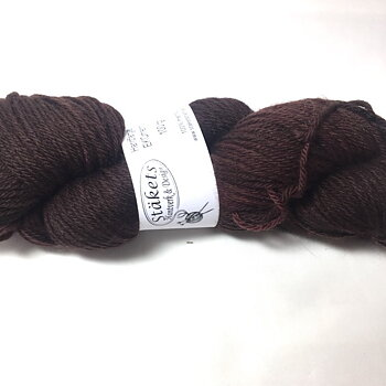 Handdyed ECOmerino Dark Brown