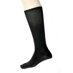 Stödstrumpa svart 40-42