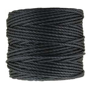 S-lon Heavy Macrame Cord - Indigo 1 rulle