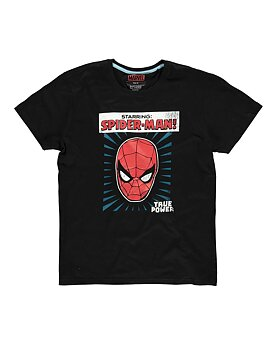Marvel - Starring Spider-Man - Men's T-shirt