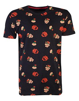 Nintendo - Super Mario Bowser AOP Men's T-shirt