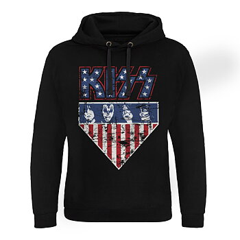 KISS Stars & Stripes Epic Hoodie