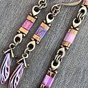 Mönster Örhängen - Kolympos Chain
