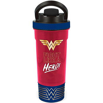 DC Comics Wonder Woman shaker bottle
