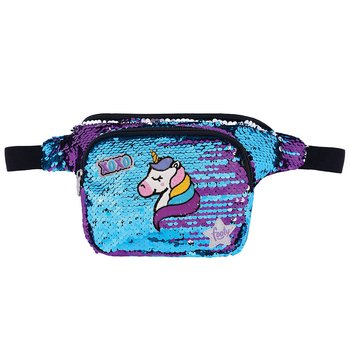 Unicorn Loving Patches fanny pack