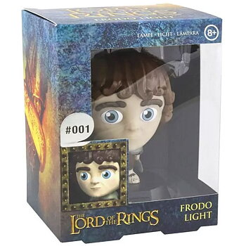 The Lord of the Rings Frodo Icon Light