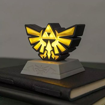 Zelda Hyrule Crest Icon Light