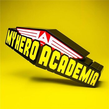 My Hero Academia Logo Light