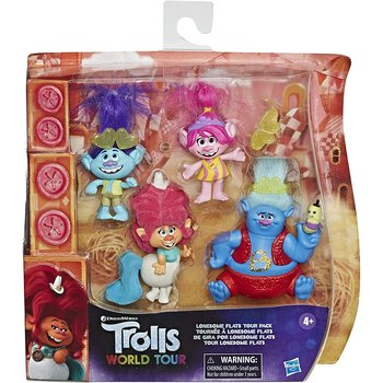 Trolls World Tour 4-pk figures