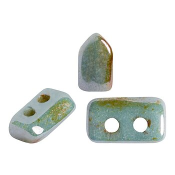 Piros® Par Puca® - Opaque Mix Blue / Green Ceramic Look 10 gram