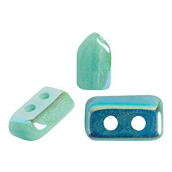 Piros® Par Puca® - Opaque Green Turquoise AB 10 gram