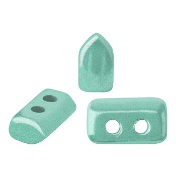 Piros® Par Puca® - Opaque Green Turquoise Luster 10 gram