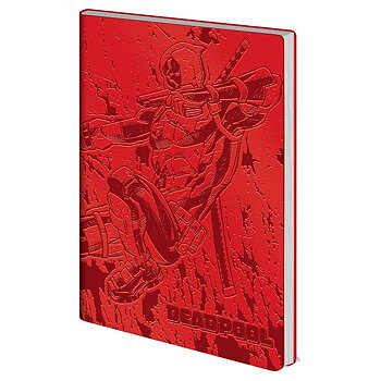 Marvel Deadpool A5 notebook