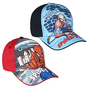 Barnkeps Spiderman