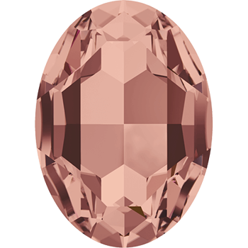 Swarovski crystals Big Fancy Oval (4127) - Blush Rose, 30x22 mm, 1 styck