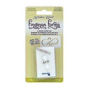 Artistic Wire Findings forms - S- Hook jig 1 set